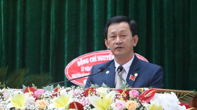 Chân dung Bí thư Tỉnh ủy Kon Tum Dương Văn Trang