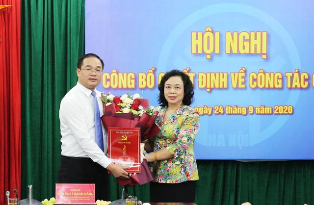 Nhiều nhân sự mới tại TP Hà Nội - Ảnh 1.