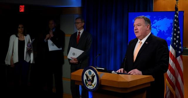 Mỹ đột phá bước ngoặt tại Trung Đông ngăn cản tiếp cận ảnh hưởng của Trung Quốc - Ảnh 1.