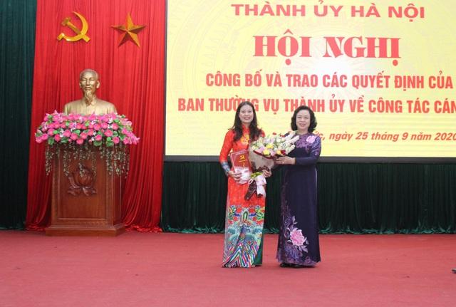 Nhân sự mới tại Hà Nội, TP HCM và Quảng Ngãi - Ảnh 1.