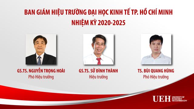 GS.TS. Sử Đình Thành sẽ đưa Đại học Kinh tế TP. Hồ Chí Minh vào Top 500 Trường đại học tốt nhất châu Á - Ảnh 1.