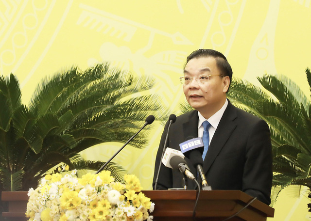 Tân Chủ tịch UBND thành phố Hà Nội hứa điều gì khi nhận nhiệm vụ? - Ảnh 2.