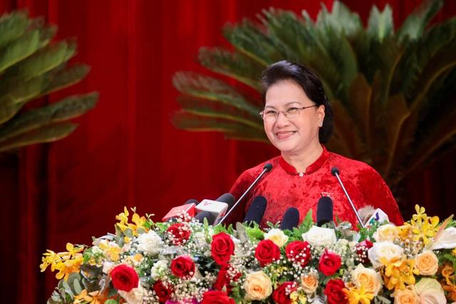 Chủ tịch Quốc hội: Quảng Ninh cần phát huy tối đa các tiềm năng, lợi thế riêng  - Ảnh 1.