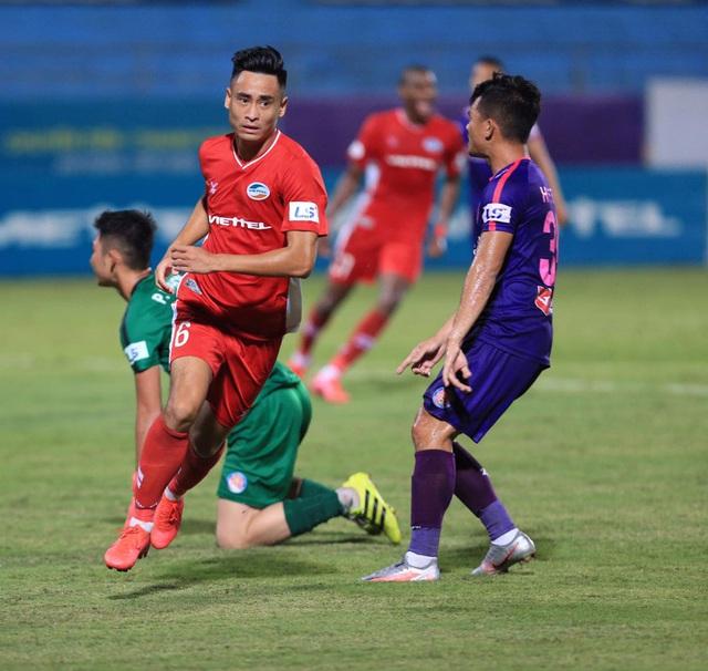 Đứt mạch bất bại, HLV Sài Gòn FC vẫn đặt mục tiêu vô địch lượt đi - Ảnh 1.