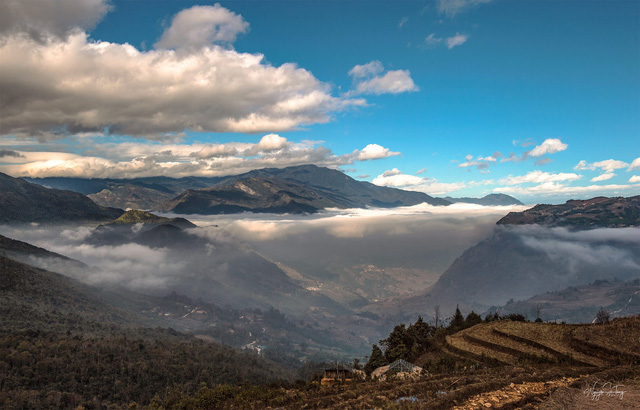 Cảnh đẹp ngỡ ngàng trên vùng cao Y Tý - Ảnh 3.