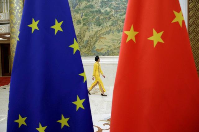 Tốc độ chậm chạp cải cách kinh tế Trung Quốc khiến châu Âu lập trường cứng rắn hơn - Ảnh 1.