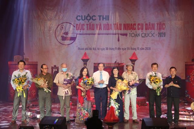 Khai mạc Cuộc thi Độc tấu và Hòa tấu nhạc cụ dân tộc toàn quốc 2020 tại Hà Nội - Ảnh 1.