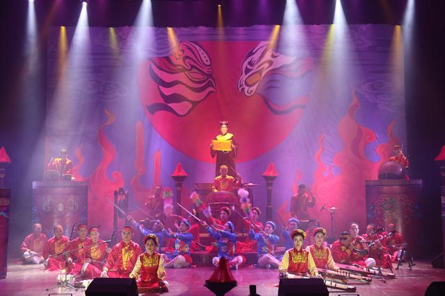 Khai mạc Cuộc thi Độc tấu và Hòa tấu nhạc cụ dân tộc toàn quốc 2020 tại Hà Nội - Ảnh 2.