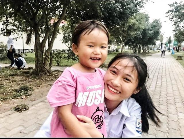 Cô học trò đặc biệt và ước mơ xây mái ấm cho trẻ em nghèo - Ảnh 1.