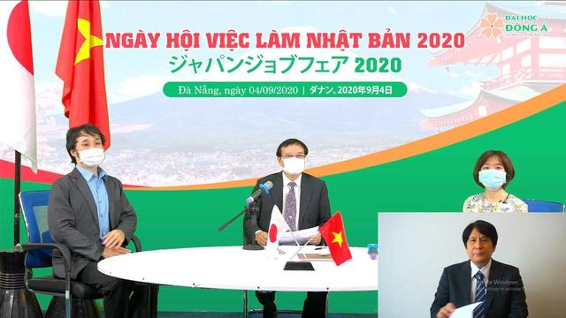 """Tổ chức trực tuyến, """"Ngày hội việc làm Nhật Bản 2020"""" vẫn """"hút"""" hơn 30 doanh nghiệp Nhật tham gia - Ảnh 1."""