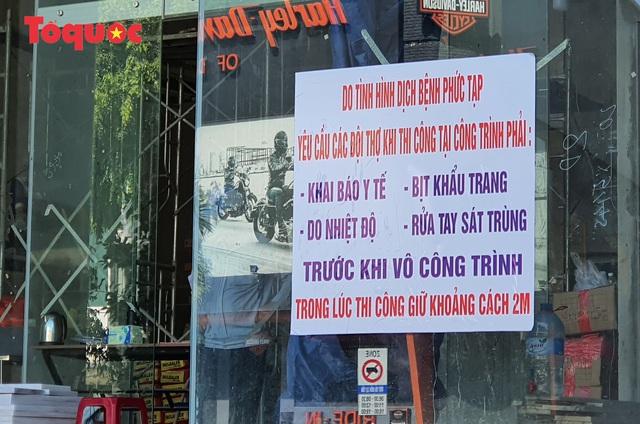 Hình ảnh Đà Nẵng ngày đầu nới lỏng cách ly xã hội - Ảnh 13.