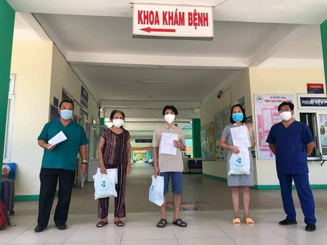 Thêm 4 bệnh nhân được điều trị khỏi Covid-19 - Ảnh 1.