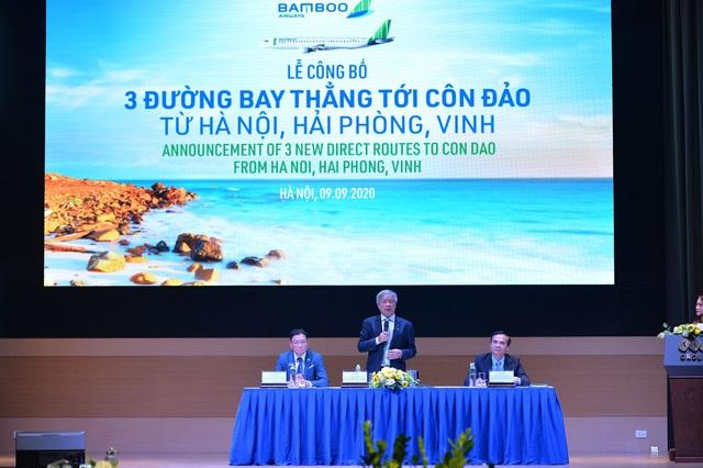 Bamboo Airways mở 3 đường bay thẳng tới Côn Đảo - Ảnh 1.