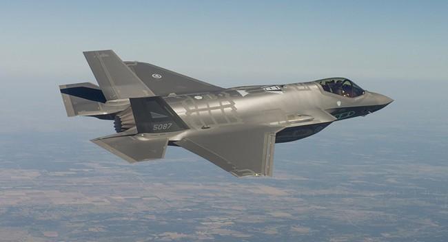 Mỹ sốt sắng nâng cấp F-35 giữa bối cảnh S-300 đổ bộ Syria - Ảnh 1.