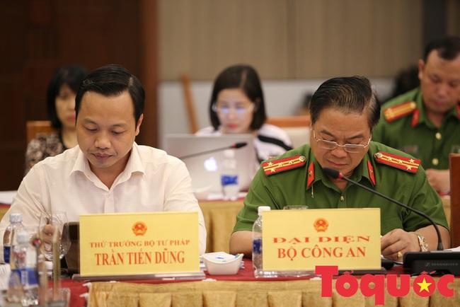Bộ trưởng Nguyễn Ngọc Thiện dự Phiên họp toàn thể lần thứ 11 Uỷ ban Về các vấn đề Xã hội của Quốc hội - Ảnh 4.