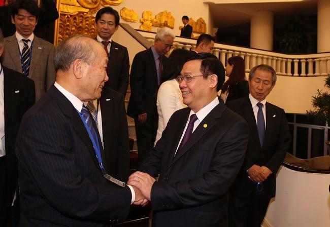 Thúc đẩy giao lưu nhân dân, hợp tác kinh tế Việt- Nhật - Ảnh 1.
