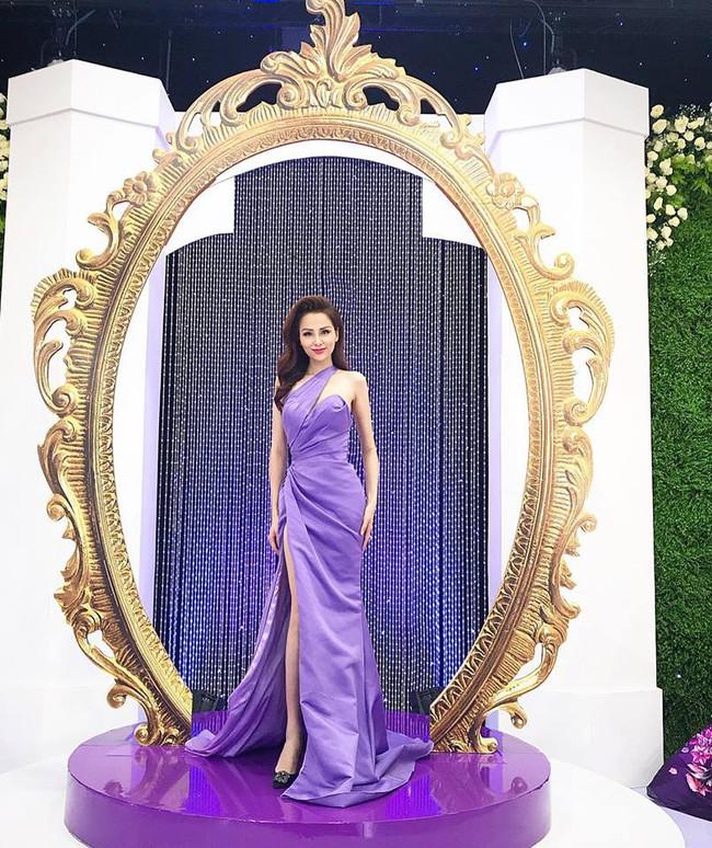 Hoa hậu Diễm Hương công khai tin nhắn được mời đi ăn với giá gần 1 tỷ - Ảnh 1.