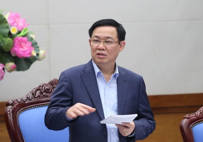 Phó Thủ tướng Vương Đình Huệ: Sớm khắc phục bất cập trong thanh toán hợp đồng BT - Ảnh 1.