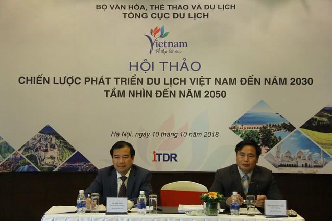 Chiến lược phát triển du lịch Việt Nam cần phải bứt phá ra khỏi những gì đang làm - Ảnh 1.