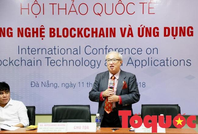 """Hội thảo quốc tế """"Công nghệ blockchain và ứng dụng"""" - Ảnh 2."""