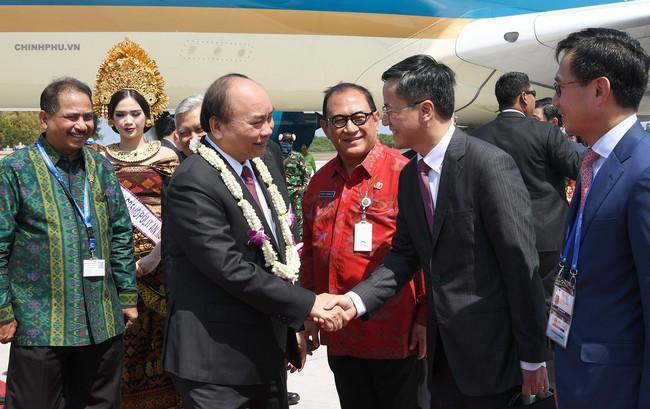 Thủ tướng đến Bali, Indonesia - Ảnh 2.