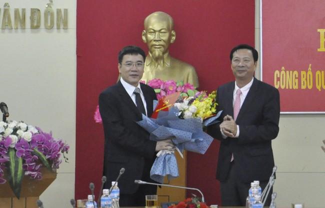 Nhân sự mới tại Quảng Ninh, Hà Tĩnh - Ảnh 1.