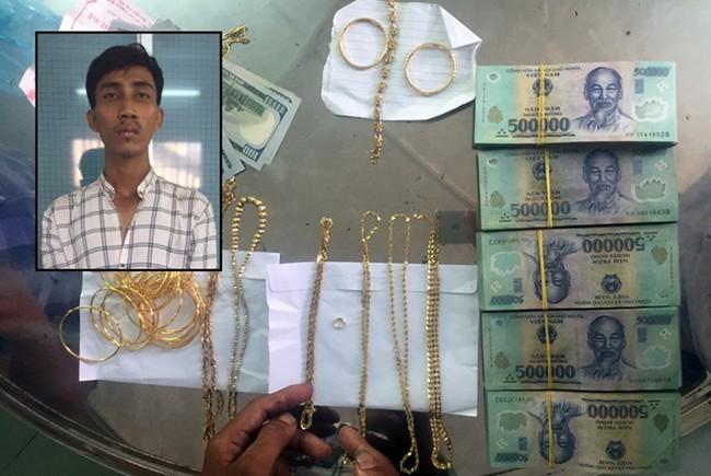 Chân dung tên trộm gần 90 cây vàng ở Tây Ninh - Ảnh 1.