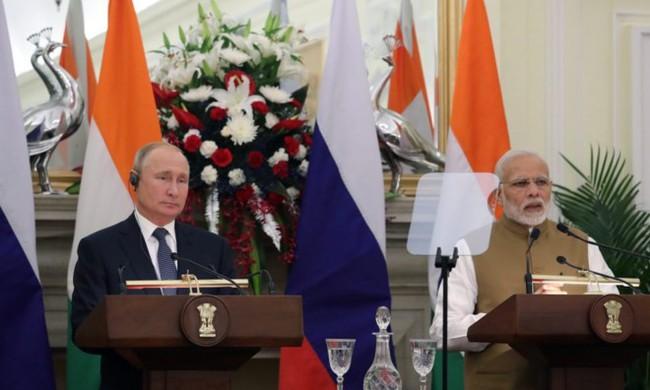 """Hợp đồng tên lửa S-400: Ấn Độ """"rắn"""" với Nga, giữ thế với Mỹ? - Ảnh 1."""