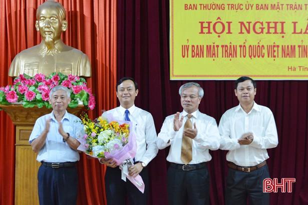 Nhân sự mới tại Quảng Ninh, Hà Tĩnh - Ảnh 2.
