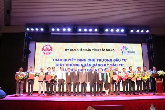 Hội nghị xúc tiến đầu tư du lịch tỉnh Bắc Giang năm 2018 - Ảnh 2.