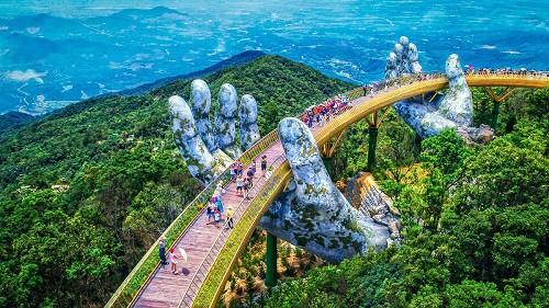 Đà Nẵng đón hơn 6,5 triệu lượt khách du lịch trong 9 tháng 2018 - Ảnh 1.