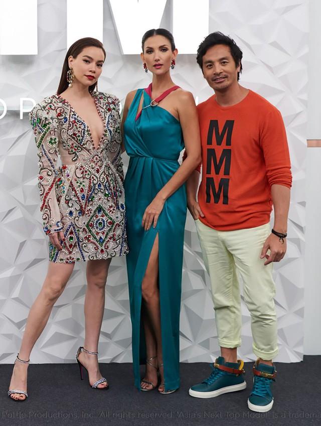 Hồ Ngọc Hà sánh vai các nghệ sĩ châu Á, tỏa sáng tại Asia's Next Top Model - Ảnh 2.