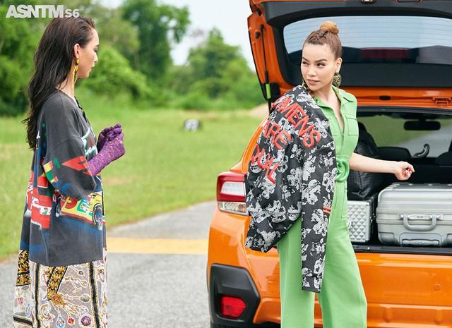 Hồ Ngọc Hà sánh vai các nghệ sĩ châu Á, tỏa sáng tại Asia's Next Top Model - Ảnh 3.