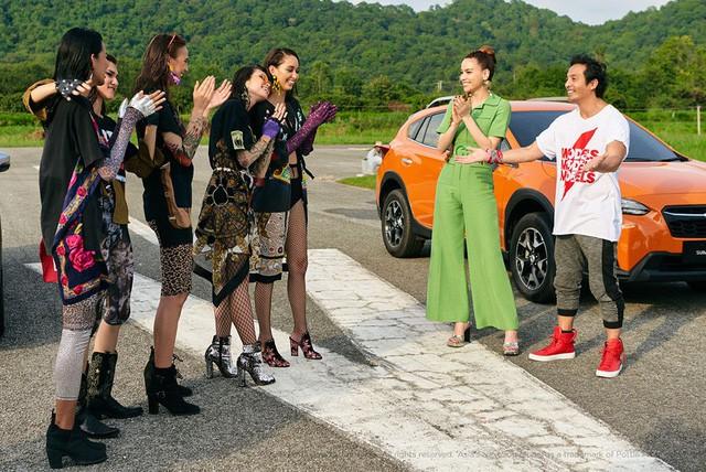 Hồ Ngọc Hà sánh vai các nghệ sĩ châu Á, tỏa sáng tại Asia's Next Top Model - Ảnh 4.
