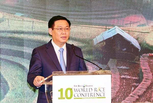 Việt Nam tổ chức sự kiện uy tín nhất thế giới về thương mại gạo - Ảnh 1.