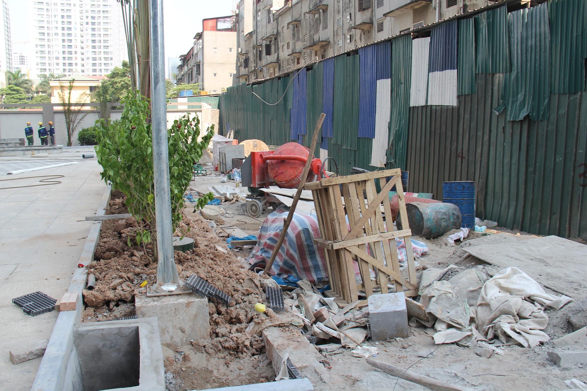 Dự án chung cư ép khách hàng nhận căn hộ khi chưa đủ điều kiện bàn giao - Ảnh 1.