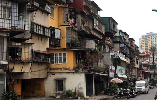 Hà Nội: Đề xuất được cưỡng chế nếu chủ sở hữu không đồng ý phá dỡ đối với xây mới chung cư cũ - Ảnh 1.