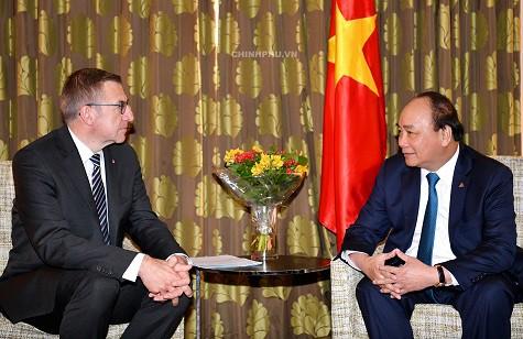 Việt Nam sẵn sàng mở cửa nhập khẩu các sản phẩm thế mạnh của Bỉ - Ảnh 1.