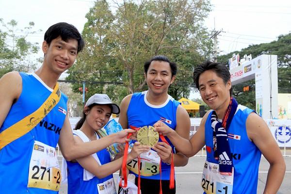 Lần đầu tiên Giải chạy tiếp sức Kizuna Ekiden được tổ chức tại Việt Nam - Ảnh 1.