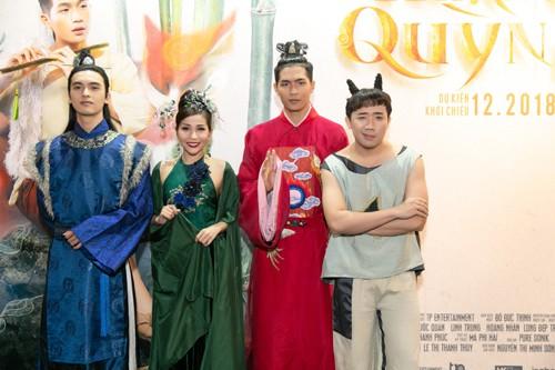 Nhân vật dân gian kinh điển Trạng Quỳnh lần đầu tiên lên màn ảnh rộng - Ảnh 1.