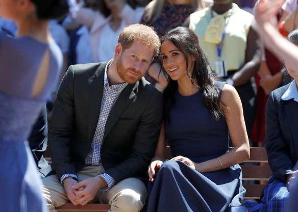 Công nương Meghan Markle đang nổi tiếng hơn cả Hoàng tử Harry - Ảnh 8.