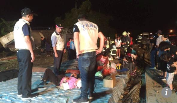 Toàn cảnh tai nạn thảm khốc tàu du lịch Đài Loan: Xác định công dân Mỹ thương tích - Ảnh 1.