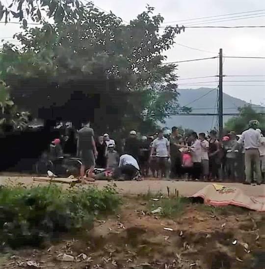 Thừa Thiên – Huế: Va chạm giữa 2 xe máy khiến 3 người tử vong - Ảnh 1.