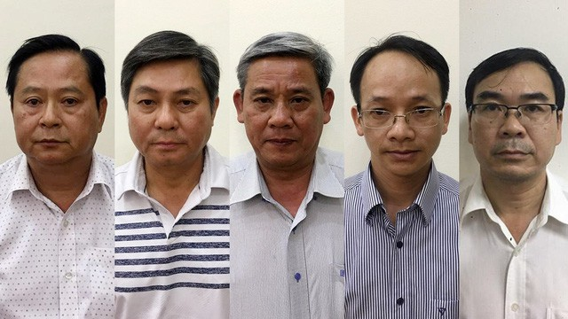 Liên quan đến sai phạm tại Sabeco, nguyên Phó chủ tịch UBND TP.HCM và 4 bị can bị khởi tố - Ảnh 1.