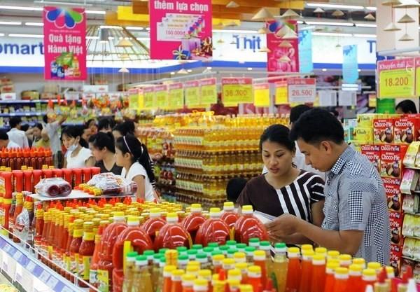 TP Hồ Chí Minh chuẩn bị hơn 18.000 tỷ đồng hàng hóa Tết Kỷ Hợi - Ảnh 1.