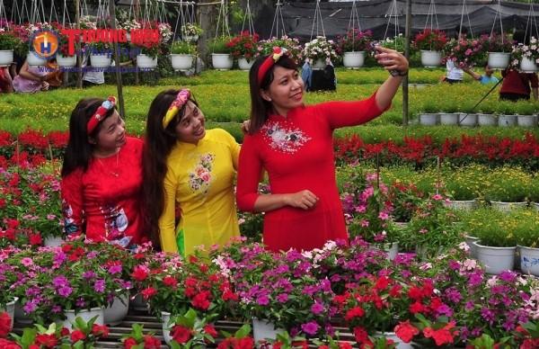 Thành phố Sa Đéc, tỉnh Đồng Tháp tổ chức Lễ hội Hoa Xuân năm 2019 - Ảnh 1.