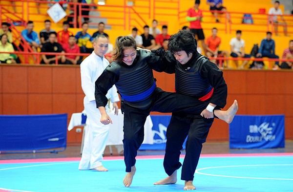 280 vận động viên tranh tài môn Pencak Silat  - Ảnh 1.