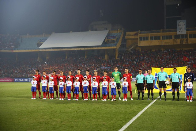 VFF chưa tiến hành bán vé online trận bán kết của đội tuyển Việt Nam - Ảnh 1.