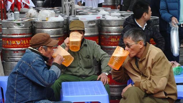 CNN ấn tượng bia hơi Hà Nội - Ảnh 3.