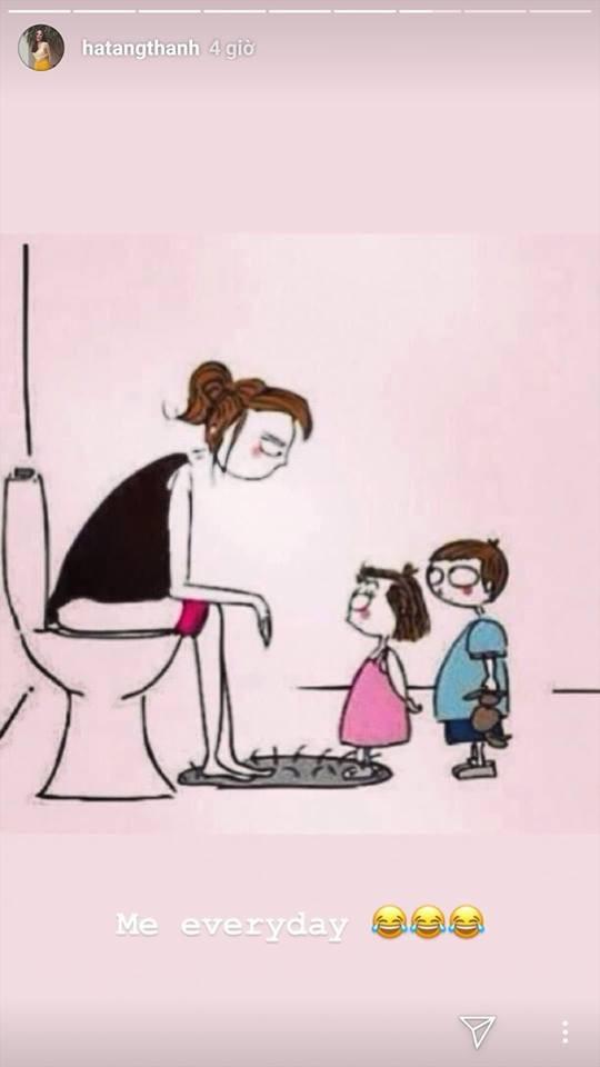 """Lần đầu tiên, Tăng Thanh Hà phô bày toàn bộ cuộc sống của """"bà mẹ bỉm sữa"""" với công chúng - Ảnh 9."""